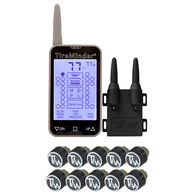 TireMinder TM-77 Tire Pressure Monitoring System with 10 Transmitters