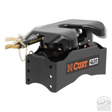 CURT Q20 5th Wheel Hitch Head Only