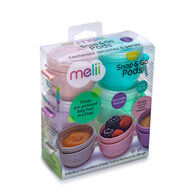 Melii Snap & Go Pods, 2 oz., 6-pack
