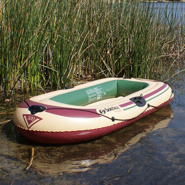 Solstice Voyager 3-Person Inflatable Boat