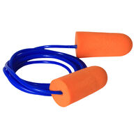 Radians Foam Earplugs, 3-Pack Corded, Orange