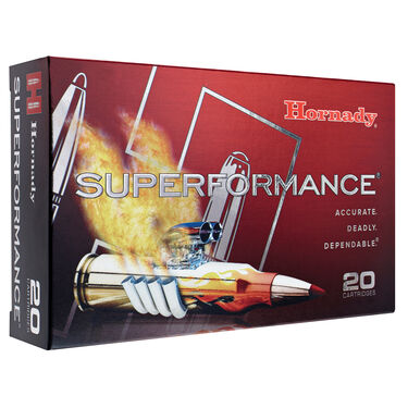 Hornady Superformance Ammo, .308 Win, 165-gr., SST