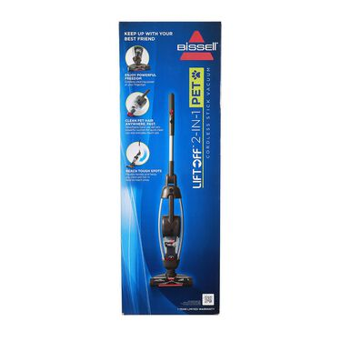 LiftOff Pet 2-in-1 Cordless Vacuum