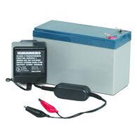 Humminbird GCBK Portable 7-Amp Battery & Charger