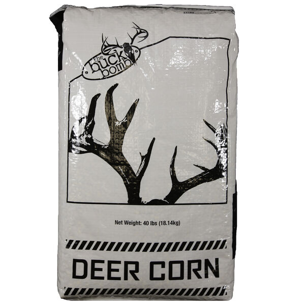 Buck Bomb Deer Corn Feed