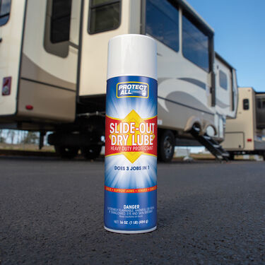 Protect All Slide-Out Dry Lube Protectant