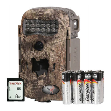 Wildgame Innovations Illusion 12MP Micro Infrared Game Camera Package