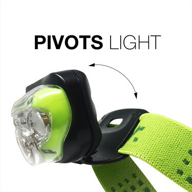 Energizer Metal Headlamp Combo