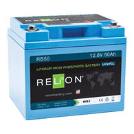 RELiON 12V 50Ah Lithium Battery