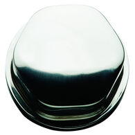 Schmitt Stainless Steel Faux Center Nut