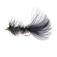 Superfly Bead-Head Crystal Bugger Streamer Fly, 2-Pack