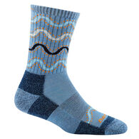 Darn Tough Women's Wandering Stripe Micro-Crew Sock