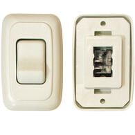 Contour On/Off Switch w/ Base & Plate