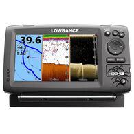 Lowrance HOOK-7 CHIRP DSI Fishfinder Chartplotter