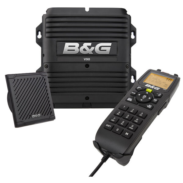 B&G V90 Black Box VHF Marine Radio