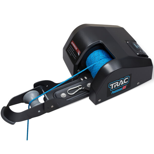 TRAC Gen 3 Pontoon 35 Anchor Winch