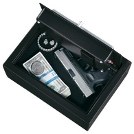 Stack-On Electronic Lock Drawer Safe