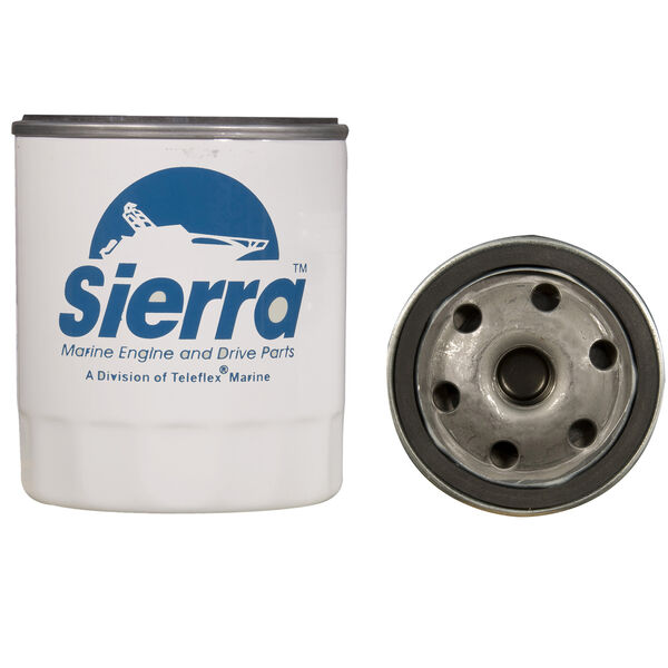 Sierra Oil Filter For Mercury Marine Engine, Sierra Part #18-7918