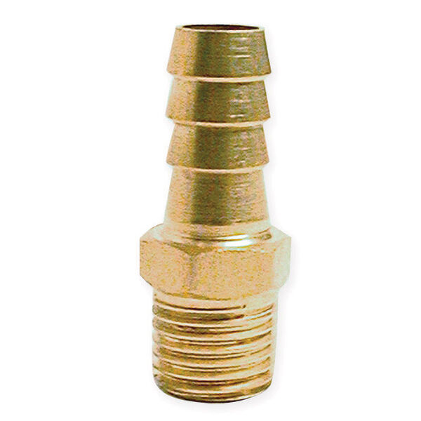 """Fuel Hose Barb Fittings - 5/16"""" Male Barb"""