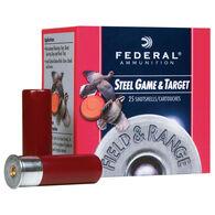 "Federal Field & Range Steel Game & Target Loads, 12-ga., 2-3/4"", 1 oz., #7"