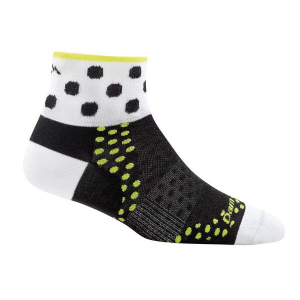 Darn Tough Women's Dot 1/4 Sock