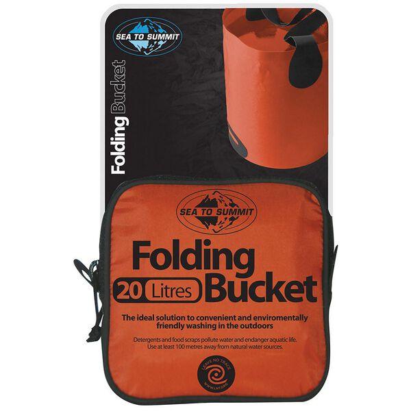 Sea to Summit Folding Bucket, 20L