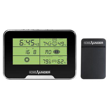 HomeMinder Remote Video and Temperature Monitor
