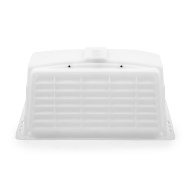 Camco Vent Cover, White, 10 Pack