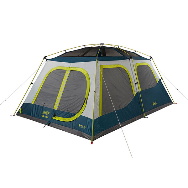 Coleman 10-Person Dark Room Fast Pitch Cabin Tent