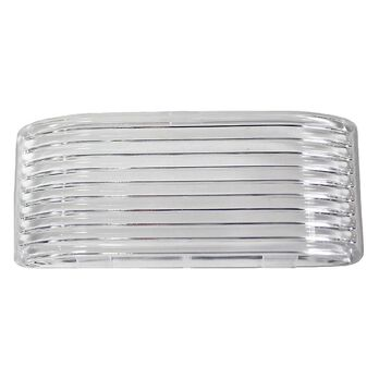 Porch Light Replacement Lens, Clear
