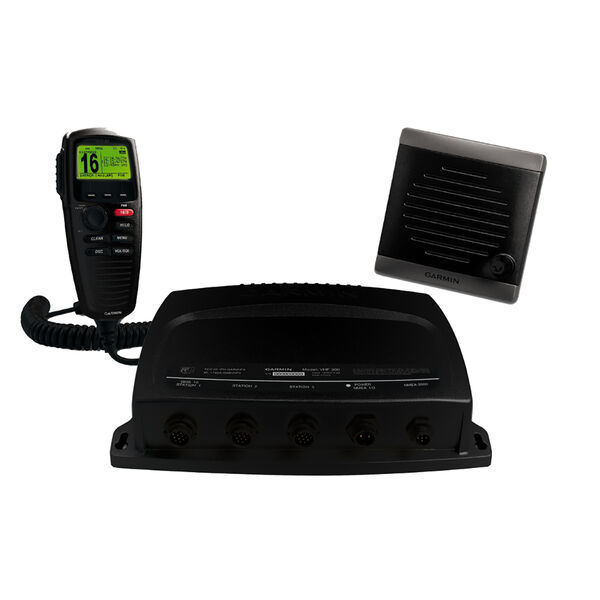 Garmin VHF 300 Radio