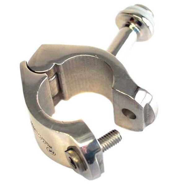 "Ganz Eco-Energy 1"" Split Jaw Style Stainless Steel Mounting Bracket"