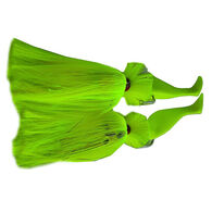 """Rock Fish Candy Tandem Parachute Rig with 9"""" Shads, 6 oz. x 3 oz."""