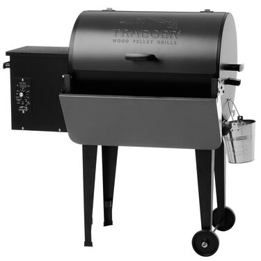 Front Folding Shelf, 22 Series Traeger Grill