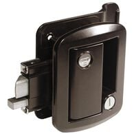 Global Classic Pro Trailer Lock, Black