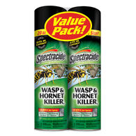 Wasp & Hornet Killer, 20-oz. Aerosol, 2 Pack