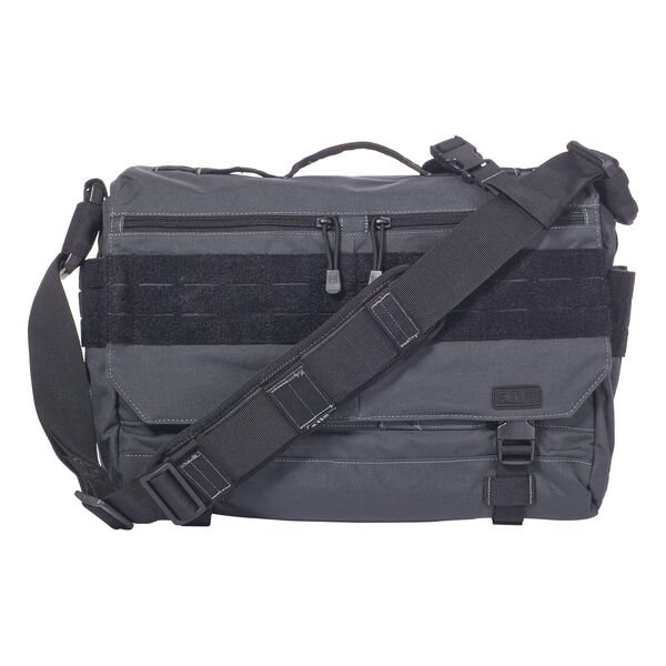 5.11 Tactical Lima Class RUSH Delivery Bag, Double Tap