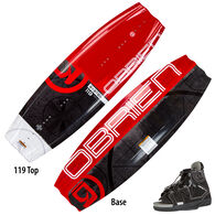 O'Brien System Wakeboard With Clutch Bindings