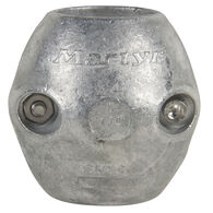 "Martyr Anodes Streamlined 1-1/4"" Shaft Anode, Aluminum"