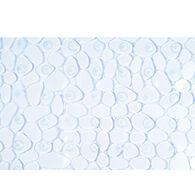 Clear Pebble Shower Mat