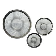 3-Piece Sink Strainer Set