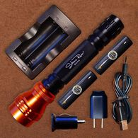 1000 Lumen Rechargeable LED Flashlight