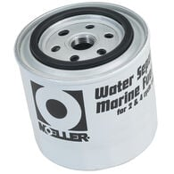 Moeller 10-Micron Long Water Separating Fuel Filter, Universal/Mercury