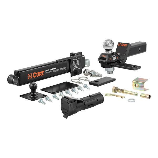 CURT RV Towing Starter Kit