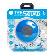 TekSquad Bluetooth Wireless Shower Speaker, Blue