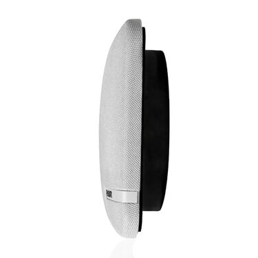 """FUSION SM-F65CW SM Series 6.5"""" Shallow Mount Square Speakers"""