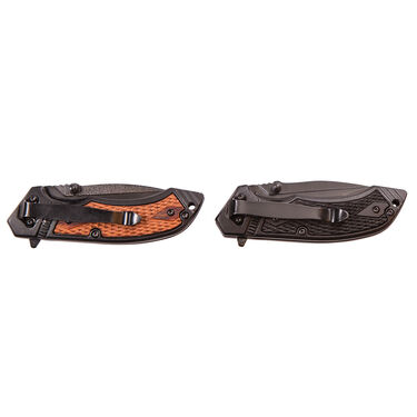 Smith & Wesson Folding Pistol Grip Knife Combo Pack