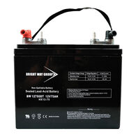 Bright Way 12V 75Ah AGM Battery