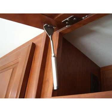 Metal Spring Loaded Cabinet Door Support