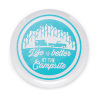 Life is Better at the Campsite Dinnerware, Dinner Plate